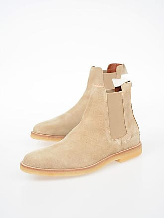 Common Projects Suede Leather CHELSEA Ankle Boots size 41