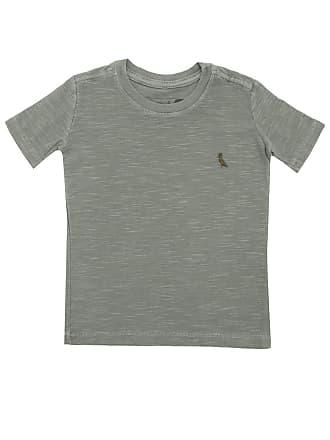 Reserva Mini Camiseta Reserva Mini Menino Liso Verde
