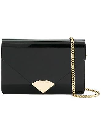 6f60b9fe68e5 Michael Michael Kors Barbara envelope clutch - Black