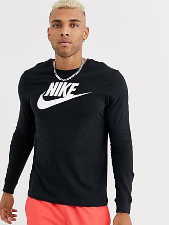 tee shirt nike hommes manches longues