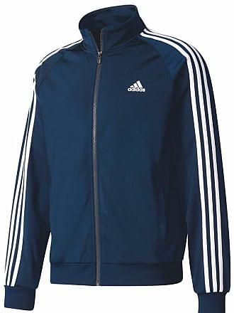 adidas pullover herren blau weiß