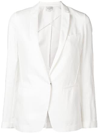 Forte_Forte classic blazer - White