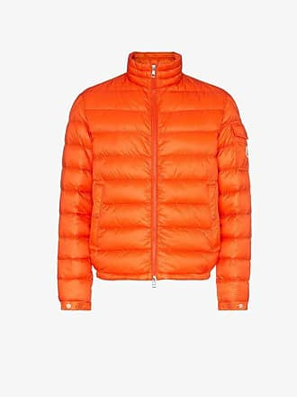 Moncler quilted shell jacket