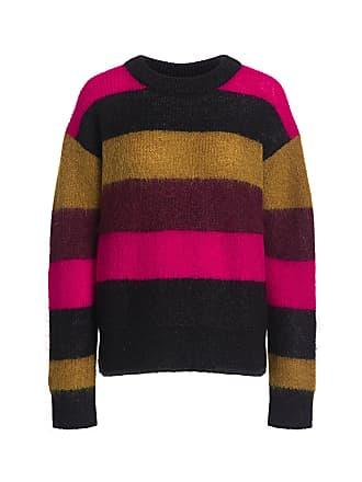 A.L.C. Waverly Color-block Stripe Oversized Sweater Stripe