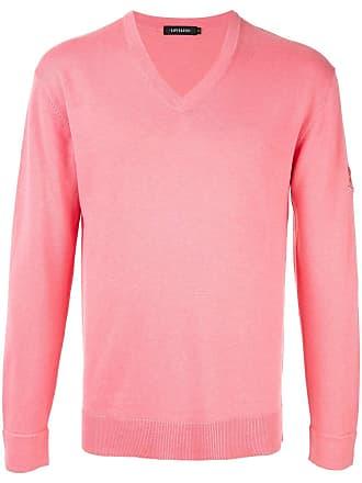 Loveless Suéter slim com mangas longas - Rosa