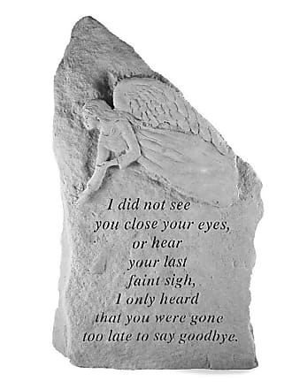 Kay Berry Too Late To Say Good Bye Memorial Stone Totem - 28920