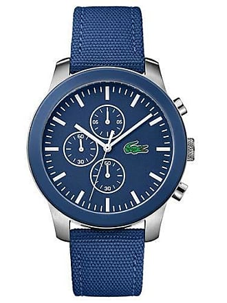 6c43ed670 Lacoste Relógio Lacoste Masculino Nylon Azul - 2010945