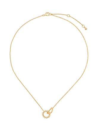Astley Clarke Pingente Interlocking Stilla Arc - Dourado