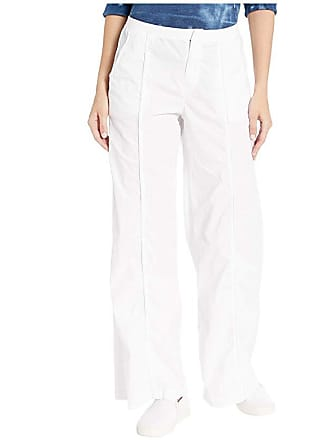 Xcvi Wearables Glenna Pants in Stretch Poplin (White) Womens Casual Pants