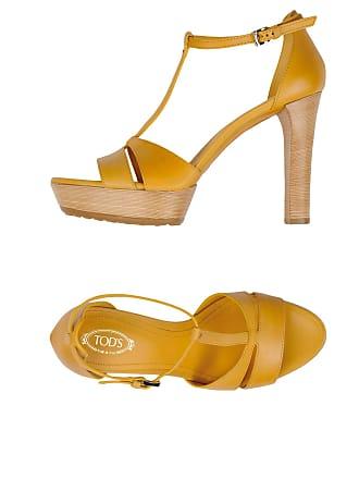 3b999c1e880585 Sandali Con Tacco in Giallo: Acquista fino a −75% | Stylight