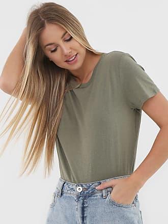 GAP Camiseta GAP Lisa Verde