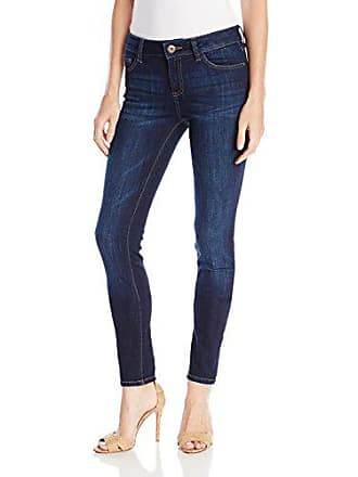 DL1961 Womens Florence Instasculpt Skinny Jeans, Pulse, 32