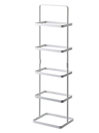 Yamazaki Tableware Tower Shoe Rack In White - White