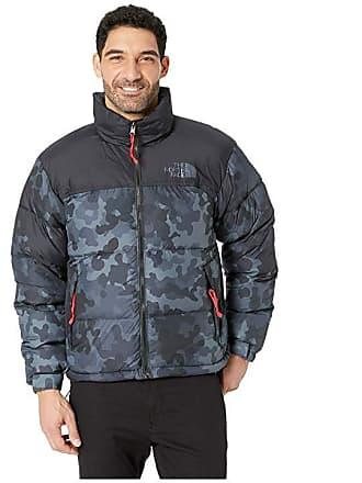 6a44ebc153 The North Face 1996 Retro Novelty Nuptse Jacket (TNF Black Macrofleck  Print) Mens Coat