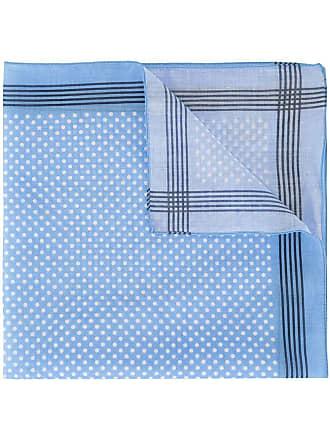 JEJIA polka dot scarf - Azul
