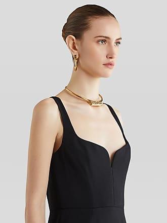 Etro Wool Sheath Dress, Woman, Black, Size 38