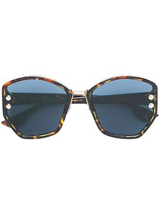 bbe4c9b775d33 Dior oversized zonnebril - Veelkleurig