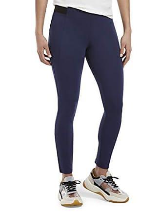 Hue Womens Plus Size Ponte Skimmer Leggings, Assorted, Elastic Waistband/Emperor 1X