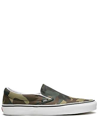 Vans Classic slip-on sneakers - Green