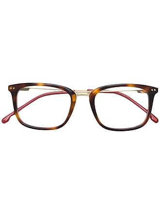 Carrera Armação de óculos quadrada - Marrom