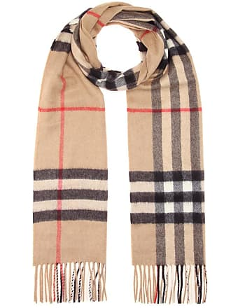 Burberry Giant Icon cashmere scarf