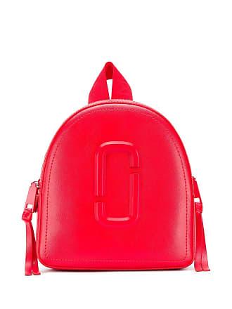 Marc Jacobs block colour backpack - Vermelho