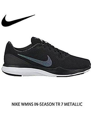 MTLC Sneakers Black Black EU in Nike Noir Damen 7 Femme Basses 42 Season Trainer HwBC1qnx