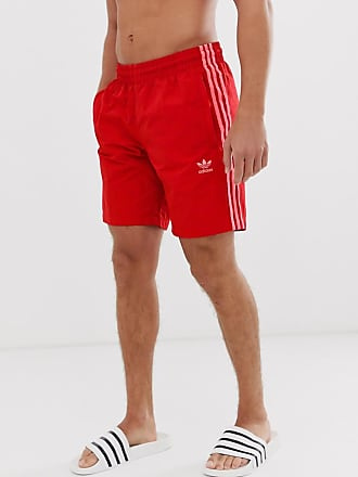 18-20 XL Adidas 3-Stripe French Terry Core Big Boys Shorts Size