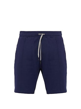 Falke Technical Jersey Shorts - Mens - Navy