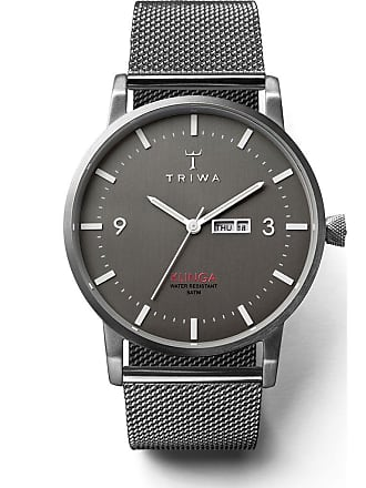 Triwa Dusk Klinga Watch | Steel Mesh
