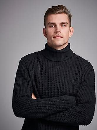 William Baxter Polotröja Nick Rollneck Svart