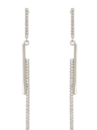 Nordstrom Rack Pave CZ Stick Earrings