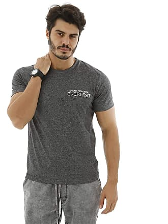 7fdaf005b6 Everlast Camiseta Everlast Bronx New York Cinza