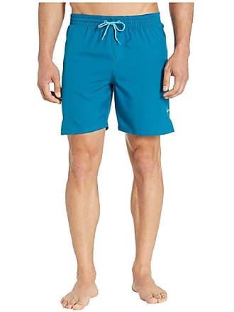 eca3b0b349 Nike 7 Solid Vital Volley Shorts (Green Abyss) Mens Swimwear