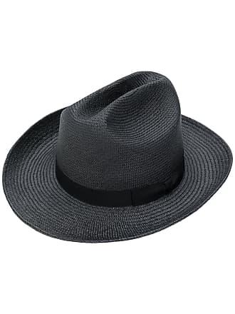 f6abd8aa5ab31 Neighborhood straw trilby hat - Grey