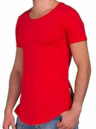 831af6179f3160 Red Bridge Red Bridge Oversized Long T-Shirt Herren Golden Silver Boy (XL,