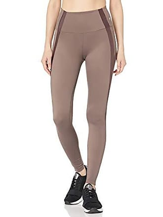 64bd94faebe5c Maaji Womens Astonish High Rise 7/8th Length Legging, Solid Cocoa Brown,  Small