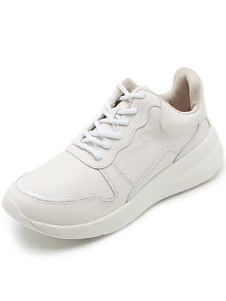 Loucos & Santos Tênis Couro Loucos e Santos Dad Sneaker Chunky Off White