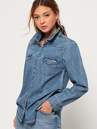 size 40 26973 af8be Camicie Jeans Donna: Acquista 10 Marche fino a −67% | Stylight