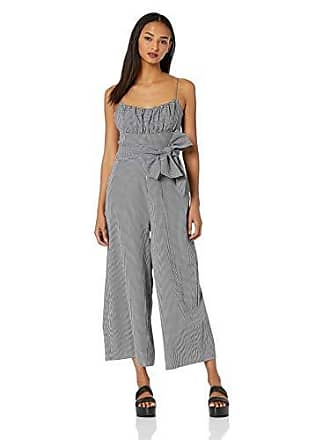 195c3e4d9ae C Meo Collective Womens Ovation Sleevelss Wide Leg Cropped Jumpsuit