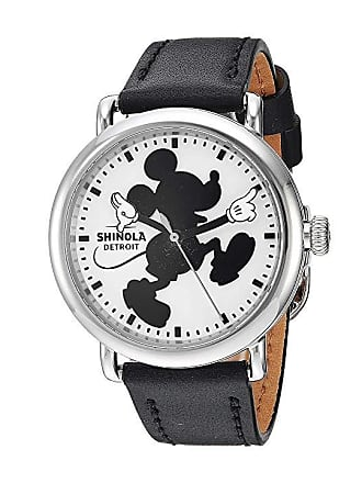 Image result for Shinola One of A Kind Mickey Mouse Watch