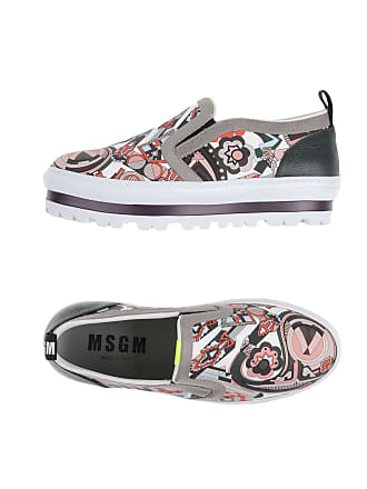 Msgm CALZATURE - Sneakers   Tennis shoes basse 56781e6612a