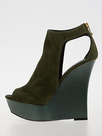 Balmain 13cm Wedge AMAYA Sandals size 38,5