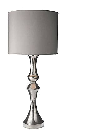 Dimond Home Royal German 1-Light Table Lamp in Silver