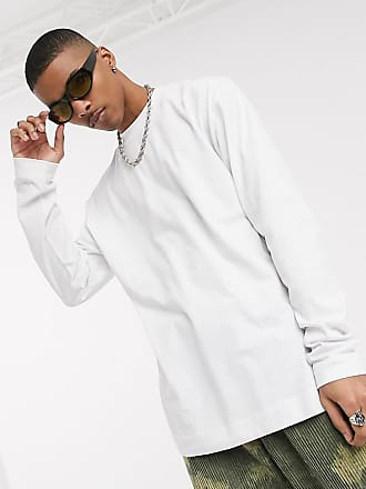 Collusion white long sleeve t-shirt
