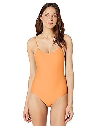 ff5372187aeca Body Glove Womens Simplicity One Piece Swimsuit, Smoothies Mango, Large