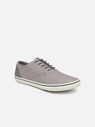 c01aaa13c1c6fa Jack   Jones JFW Heath Chambray - Sneaker für Herren   grau