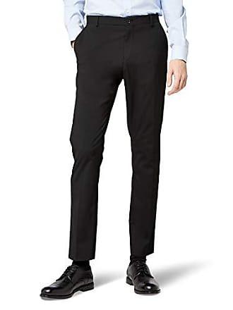 Selected SELECTED HOMME SHDNEWONE-MYLOLOGAN1 BLACK TROUSER NOOS, Pantalon  De Costume Homme, Noir 7a7e400b69c
