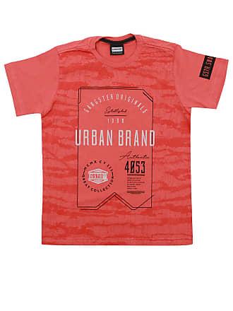 Gangster Camiseta Gangster Menino Escrita Rosa