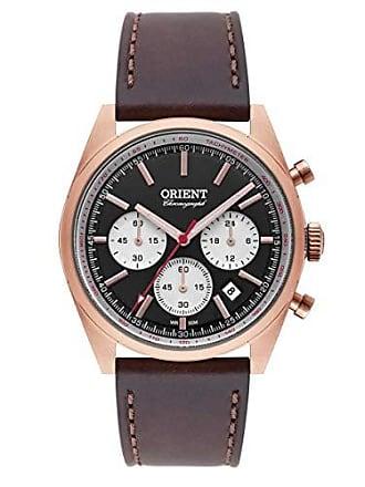 Orient Relógio Orient Masculino Ref: Mrscc016 P1nx Cronógrafo Rosé